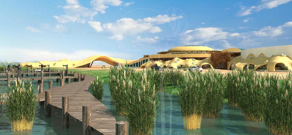 宁夏沙湖5A级景区