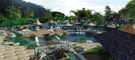 西双版纳热带雨林国家公园
