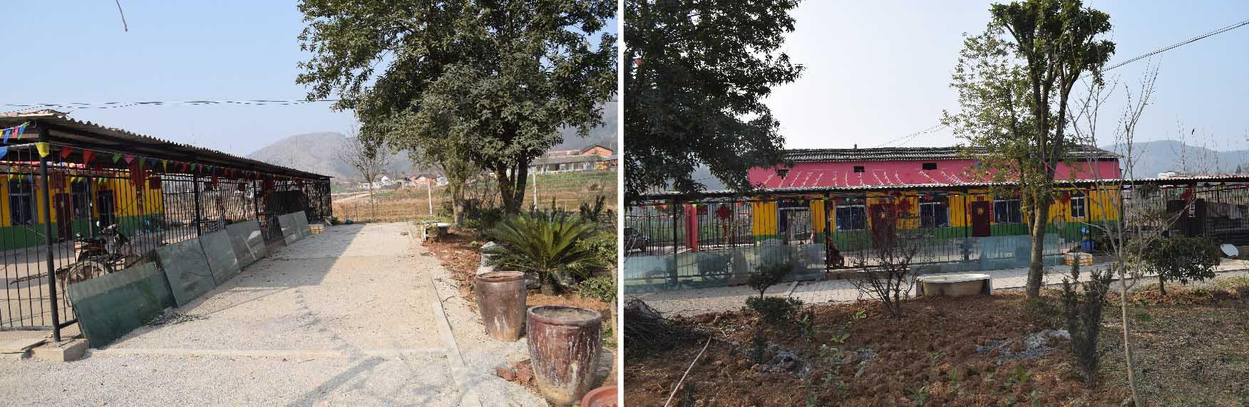 陈村水库农场改造设计现状实景