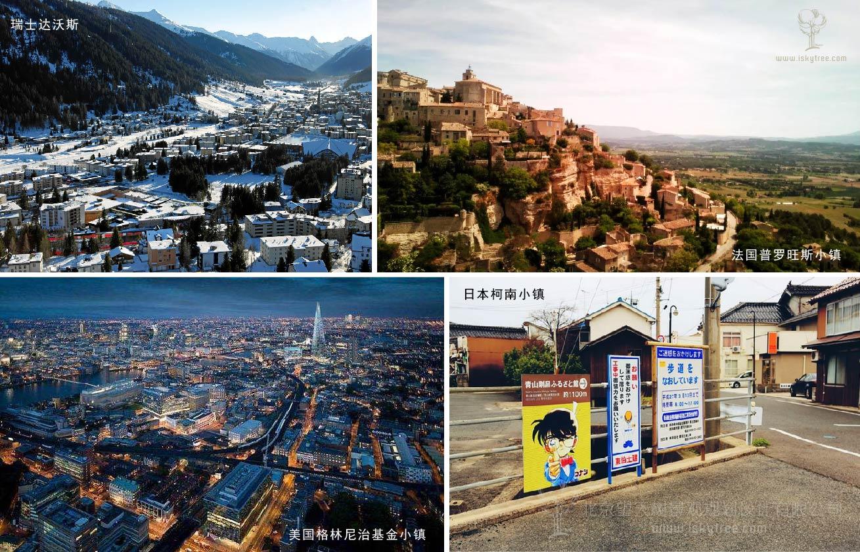 国际著名特色小镇成功案例分析
