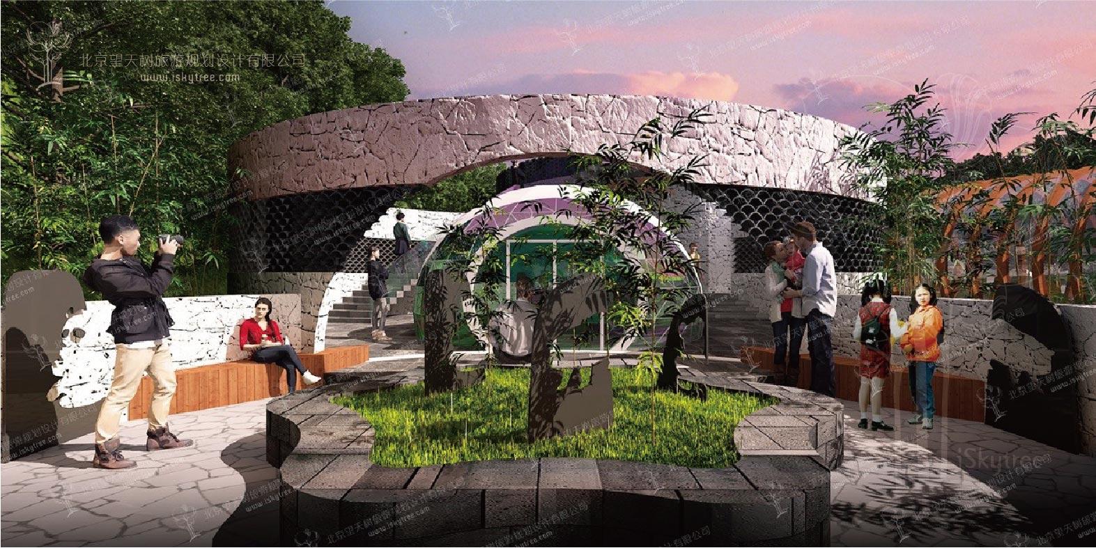 科普馆建筑设计图