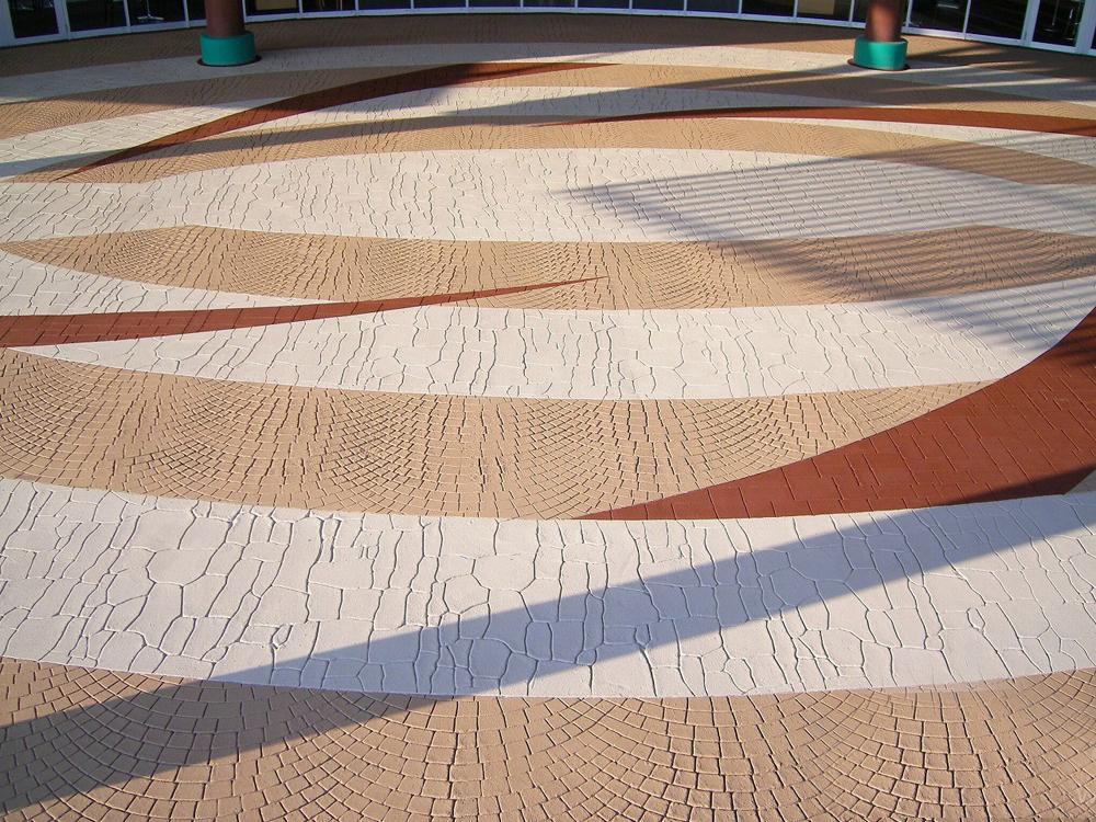景区广场设计