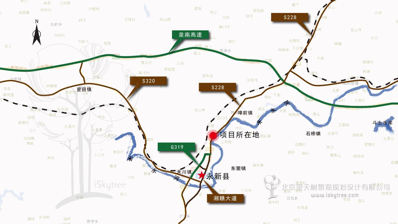 永新县道路交通规划