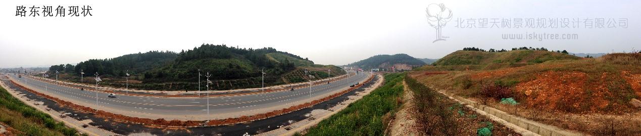 城市道路主题景观设计