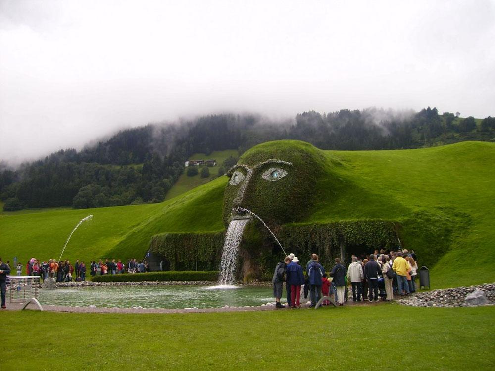 创意qy188千赢国际景区大门设计