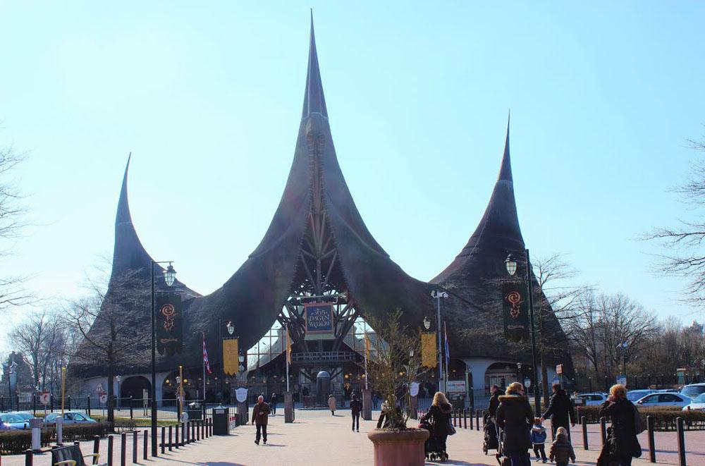 荷兰卡茨赫弗尔主题公园大门设计 Kaatsheuvel Theme park