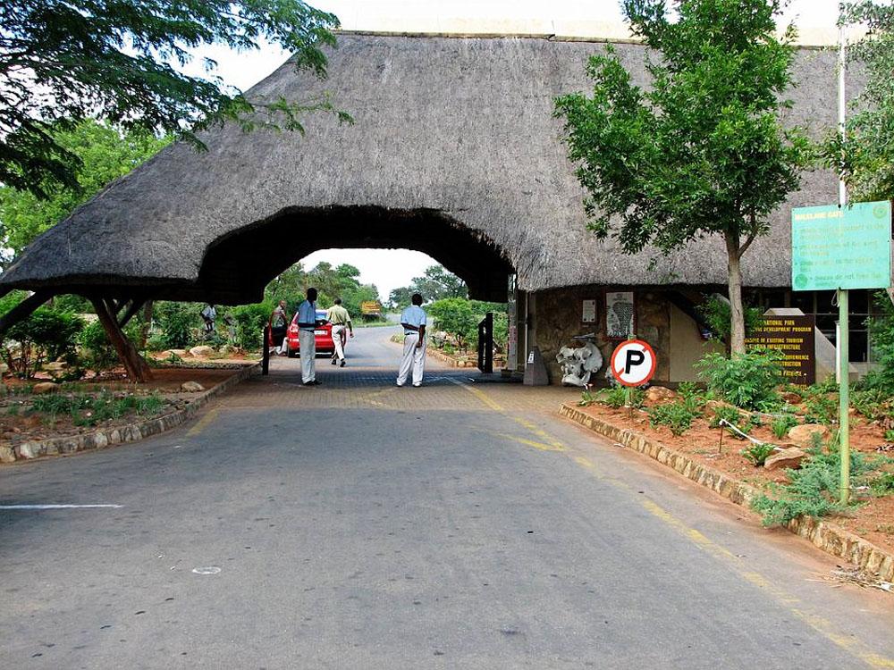 克鲁格国家公园入口设计 Malelane Gate, KNP. Kruger Park