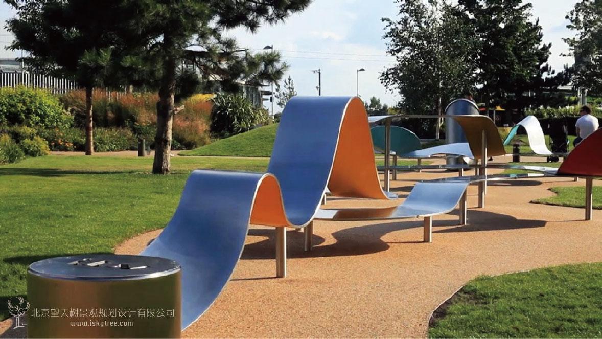 疯狂的座椅—旅游景区与公园休闲座椅设计专题