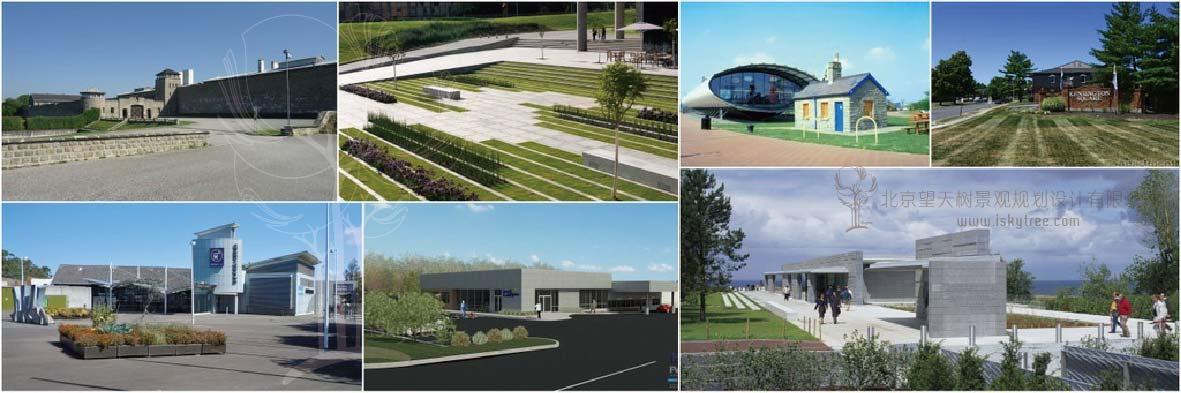 景区游客接待中心设计