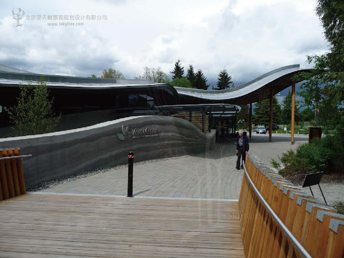 游客中心设计标准