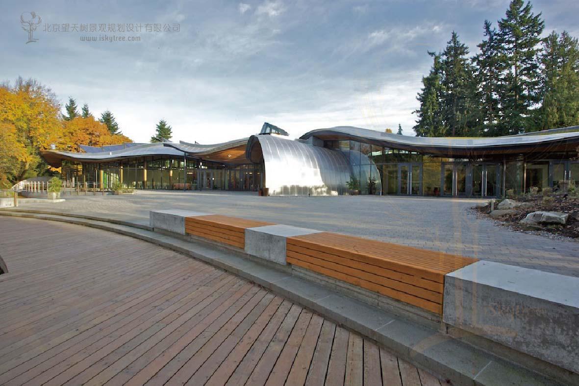 游客集散中心建筑设计