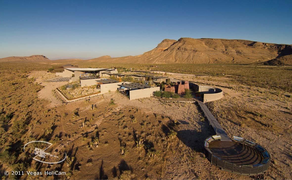 红岩峡谷游客中心(Red Rock Canyon Visitor Center)