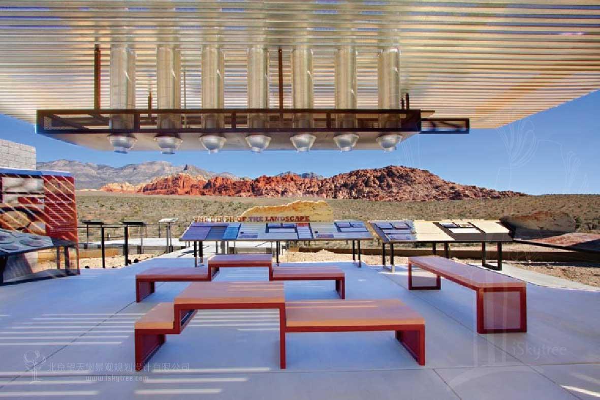 多功能游客中心设计