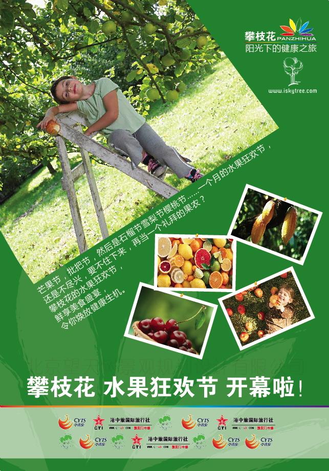 攀枝花水果狂欢节策划