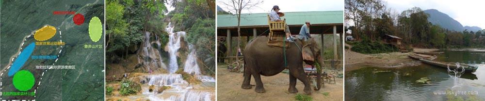琅勃拉邦国际qy188千赢国际度假区项目资源现状