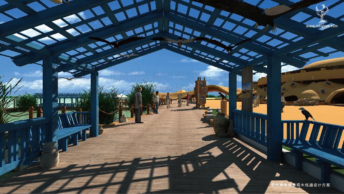 景观码头设计方案