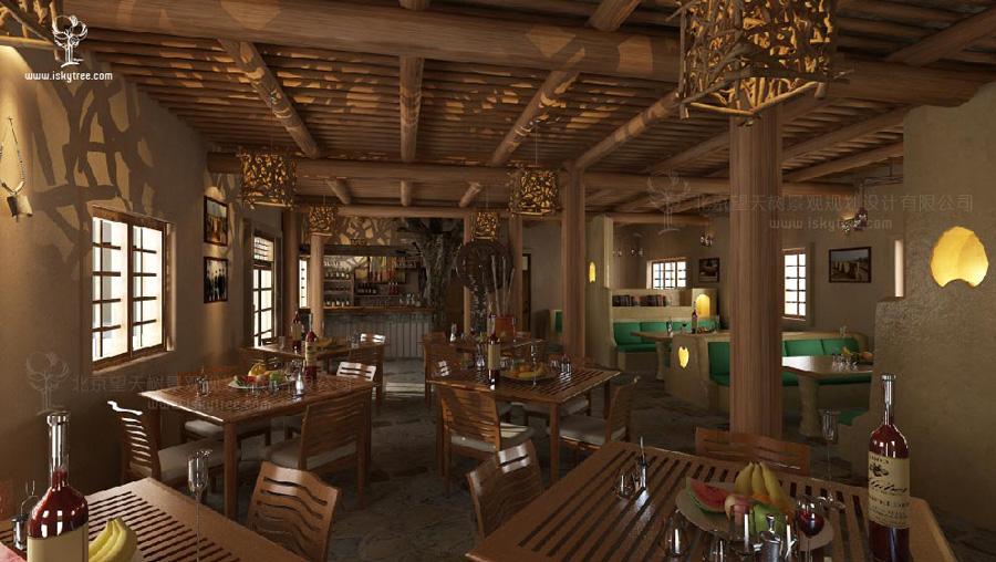 主题餐厅设计方案
