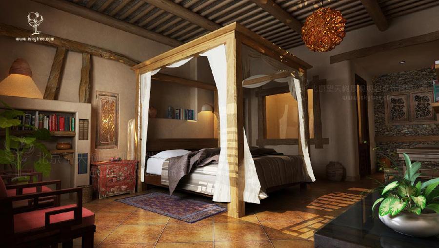 主题酒店客房装修设计