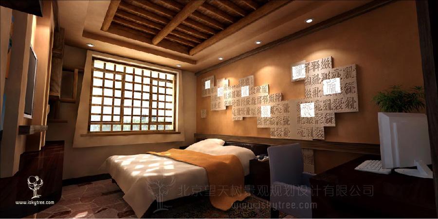 主题酒店客房设计