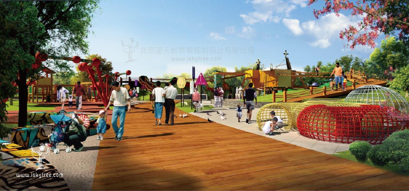亲子儿童乐园设计