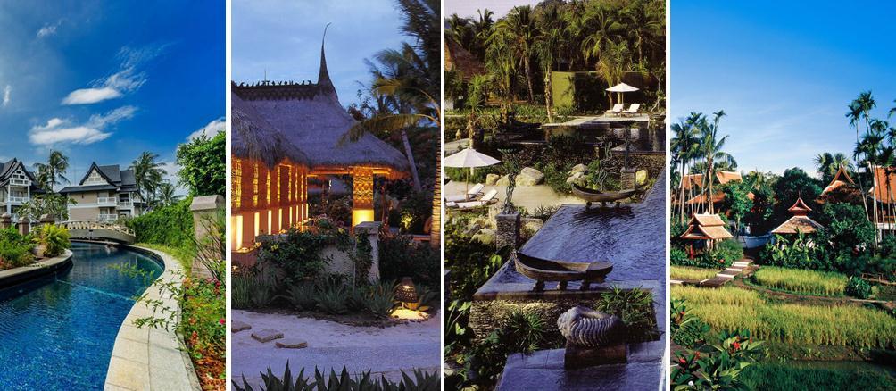 东南亚风情建筑设计