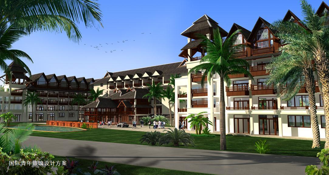傣泰建筑设计