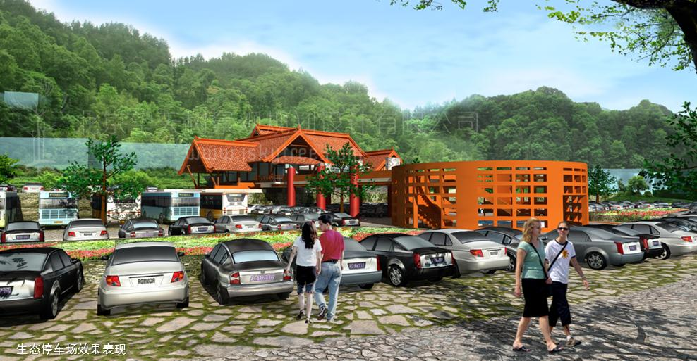 生态停车场设计