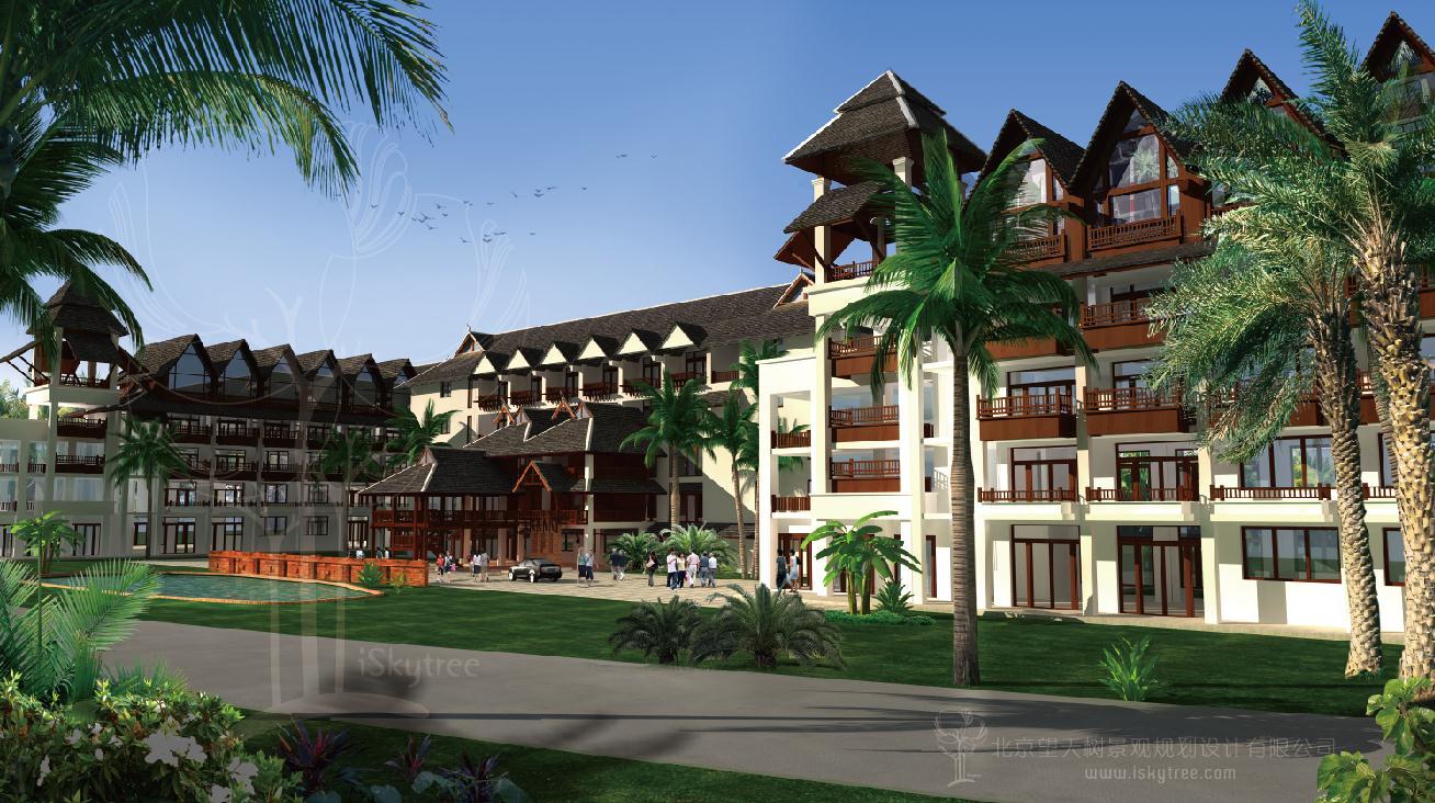 国际青年旅馆设计